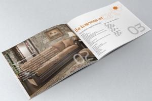 BVL Brochure design