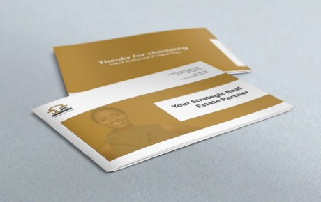 Corporate profile design Nigeria
