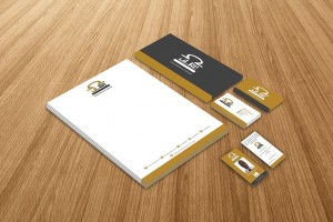 Stationery design for Libra Reliance Limited